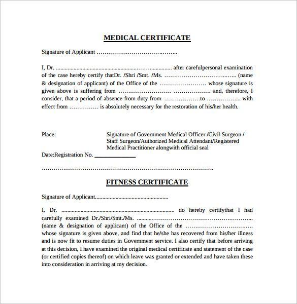 Service Dog Certificate Pdf Certificate Format Doctors Note Medical