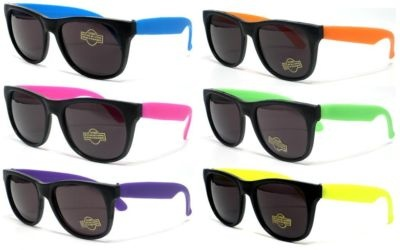 Sunglasses!  Some women collect shoes, some clothes, I collect sunglasses!!!