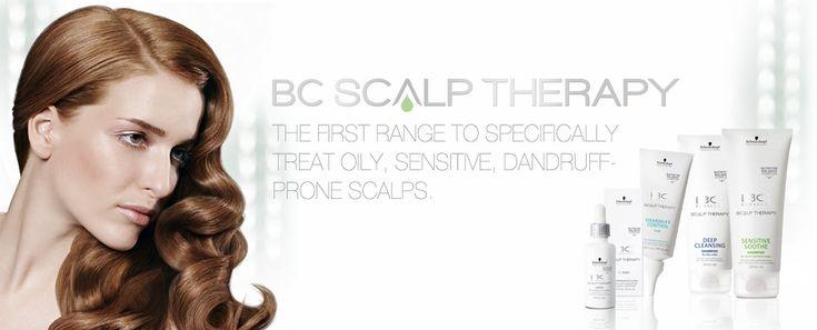 Schwarzkopf Professional BC Scalp Therapy - További infók: www.szinezdujra.com