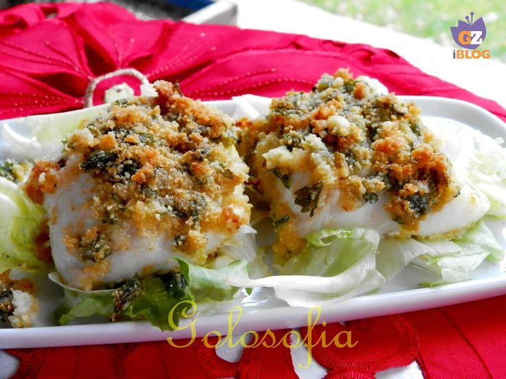 Merluzzo gratinato, un secondo piatto sano e gustoso, ricco di proteine ma povero di grassi!