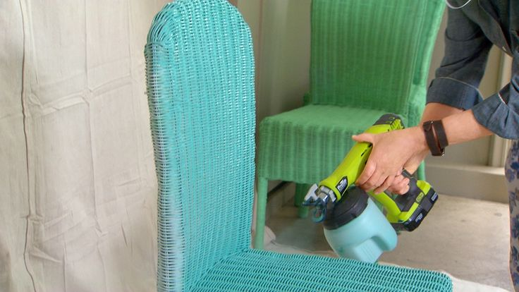 Best Methods To Spray Paint Chairs