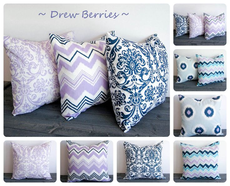 Throw pillow cover 16 x 16 One cushion cover by ThePillowPeople, $16.00