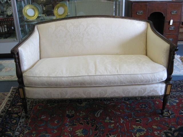 Hickory Chair Sheraton Loveseat