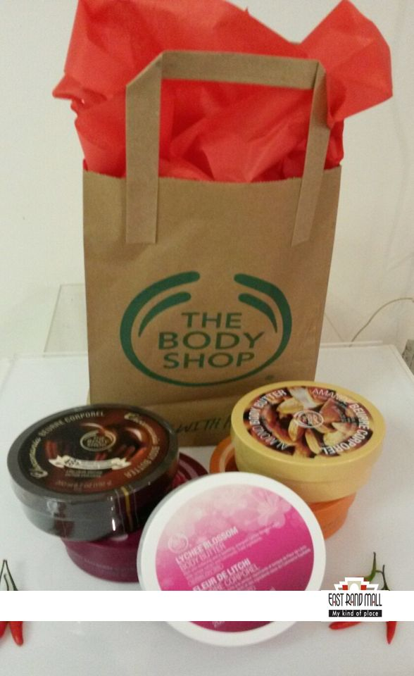 The Body Shop - Body Butters (R70)