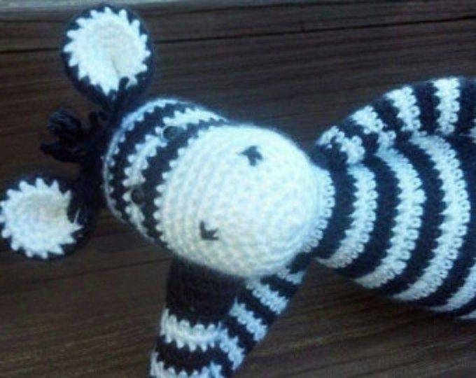 Free Zebra Stripe Crochet Pattern : 25+ best ideas about Crochet zebra on Pinterest Crochet ...