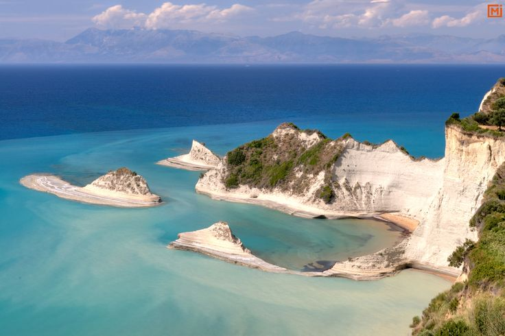 Остров Корфу, Греция #moreinfo #beautiful #places #travel #amazing #free #live #Greece
