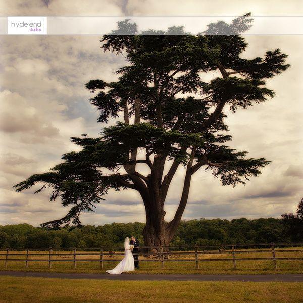 Frankie and Keeley at Wasing Park, Aldermaston. #wasingpark #wedding
