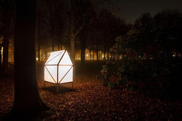 Atelier Wouterszoon i.s.m. Jan van Vlerken. Participant in XS Arcam Market #3: Light Architecture. 29 November 2015 - 3 April 2016, Architecture Centre of Amsterdam.
