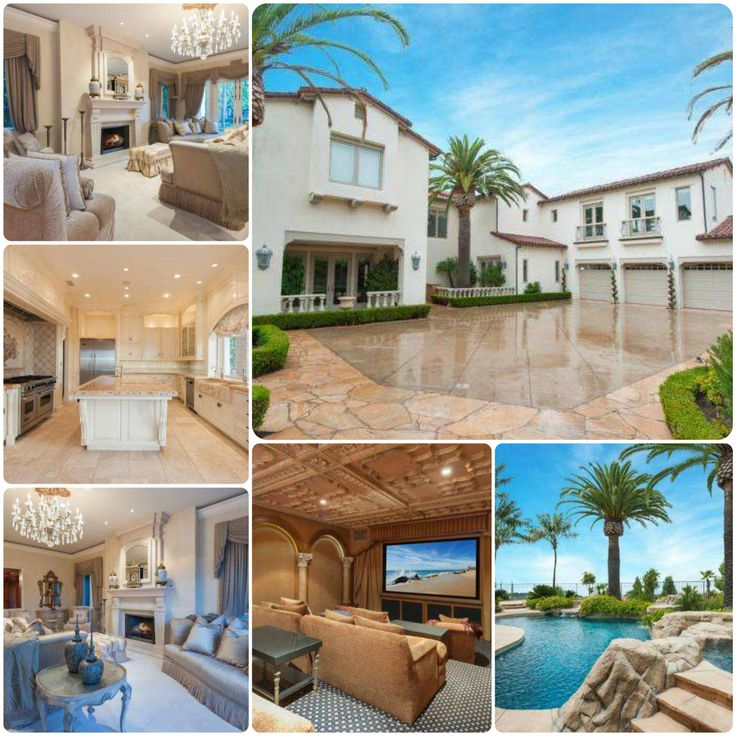Beautiful Homes In Los Angeles: 186 Best $ports $tars $anctuaries Images On Pinterest