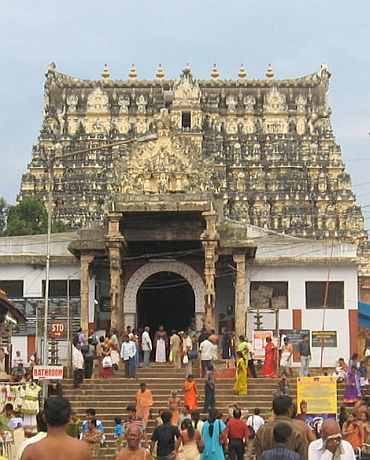V2G-Nair-Padmanabha swamy temple