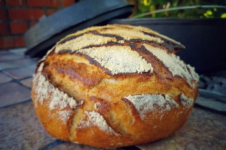 Joghurt-Brot / Joghurt-Kruste - ideal für Back-Einsteiger | BBQPit.de