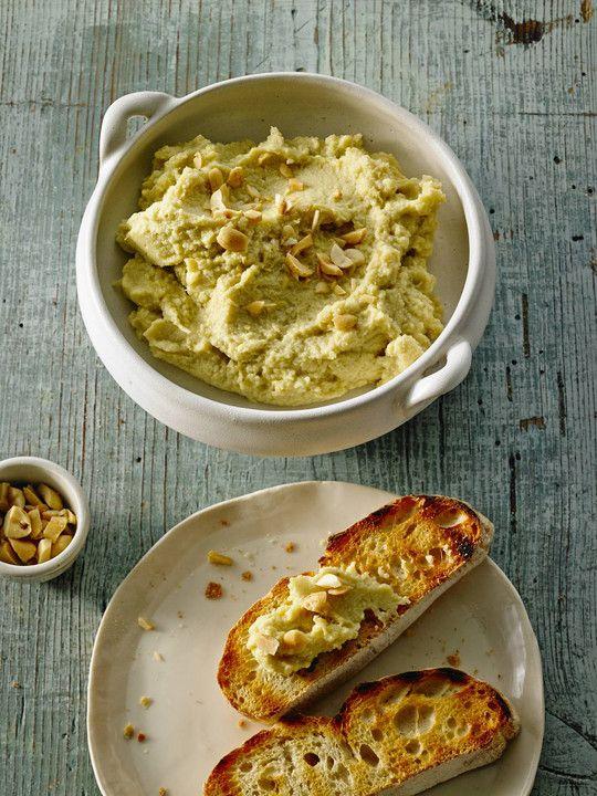 Artischocken-Paste (Vegan Dip Mayo)