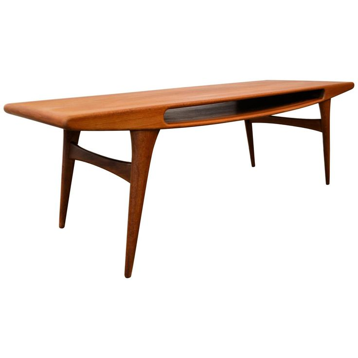 Teak Unique Coffee Table: Top 25+ Best Danish Modern Furniture Ideas On Pinterest