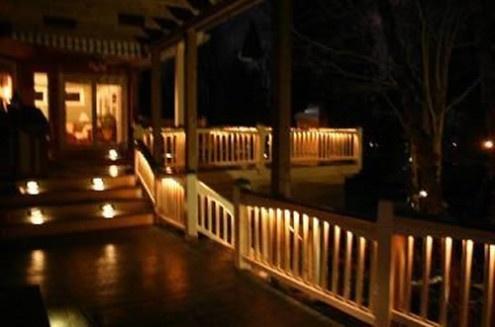 about deck lights on pinterest decks cabin decks and walkways
