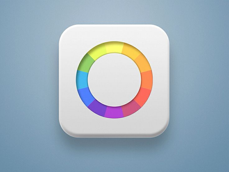 Colour Application - by Martin | #ui
