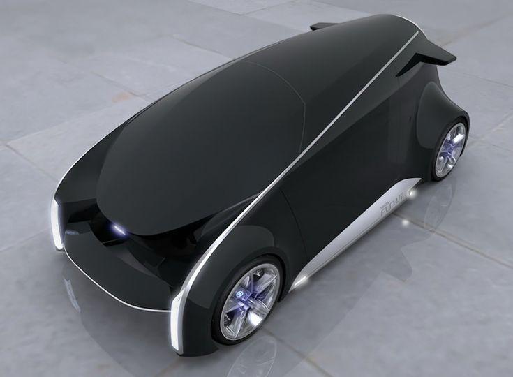 Concept-car Toyota Fun VII -