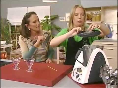 Chocolate a la Taza Recetas de Thermomix España - YouTube