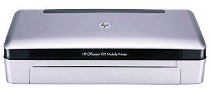HP Officejet 100 Mobile Printer – L411a Driver