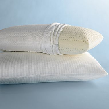 Ben BDay present:  Latex Foam Pillow with BONUS Cover - jcpenney