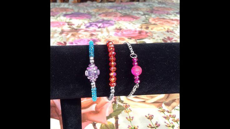 DIY: делам летние браслеты своими руками/ летние украшения своими руками