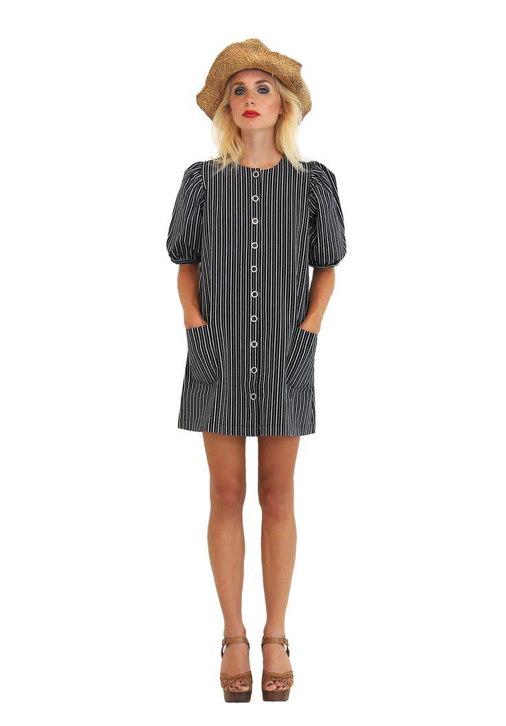 Erja dress. Shop: http://shop.ivanahelsinki.com/collections/dresses/products/erja