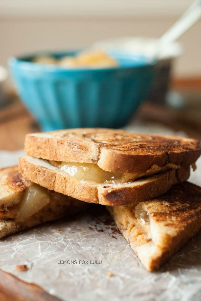 Grilled Cheese And Peanut Butter Sandwich Recipes — Dishmaps