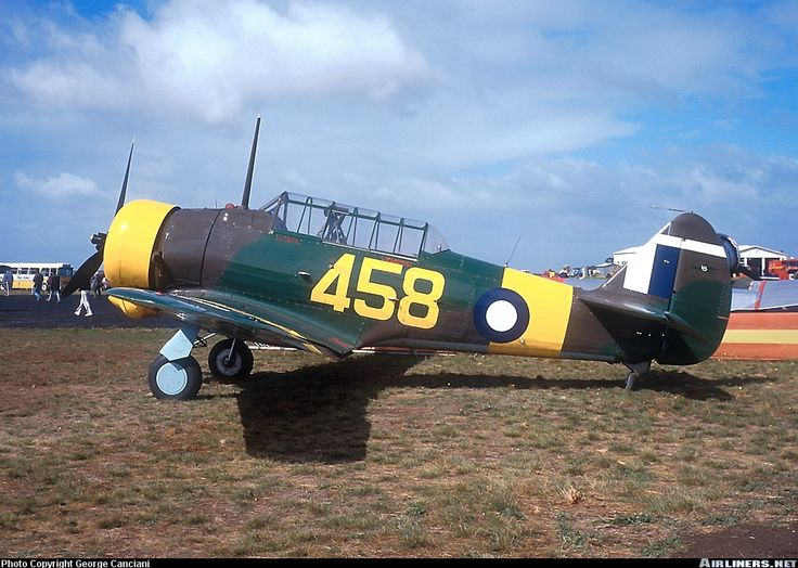 Commonwealth CA-16 Wirraway Mk3 aircraft picture