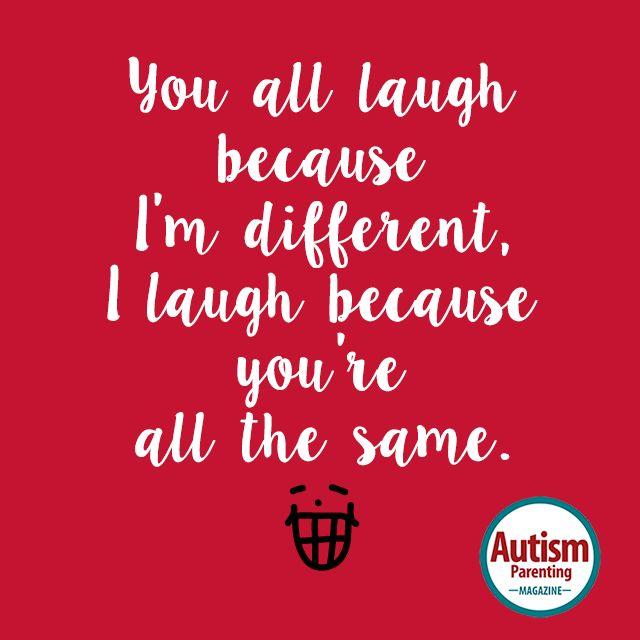 Quotes About Autism 2 - Autism Parenting Magazine http://www.autismparentingmagazine.com/quotes-about-autism-2/?utm_content=buffer03a85&utm_medium=social&utm_source=pinterest.com&utm_campaign=buffer #autism #aspergers #specialneeds