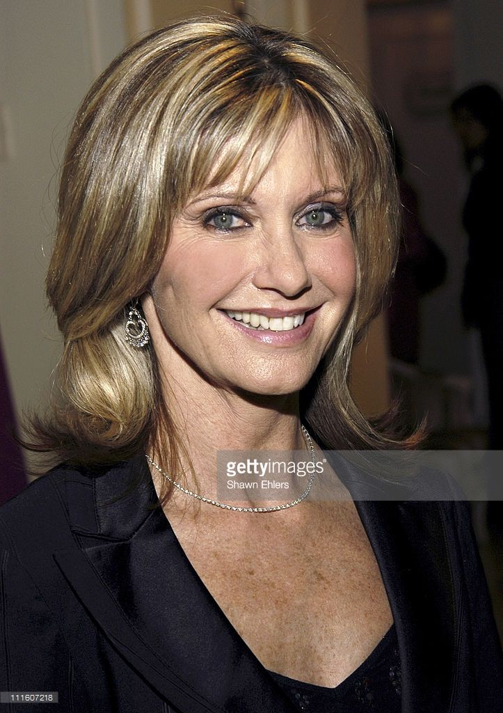 Olivia Newton-John during Tribute to Olivia Newton-John at the 'One World