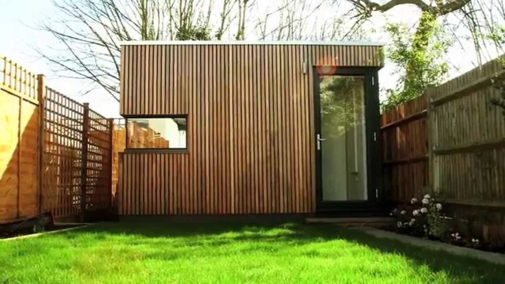 118 best images about summer house garage design on for Terrace shed ideas