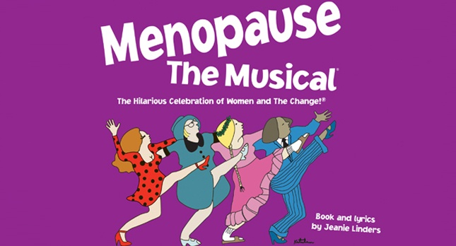 Menopause The Musical by Jeanie Linders at the Broadway Palm dinner theatre in Fort Myers, Florida