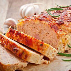 Moist Chicken Turkey Meatloaf