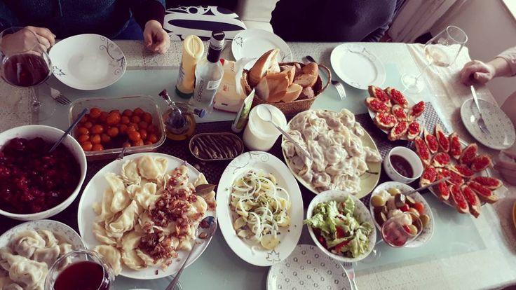 Люблю своих друзей! (и поесть)