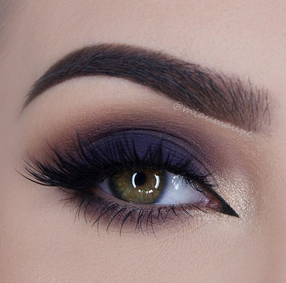 6 classy smokey eye make up (7) – Neuemodetrend Com