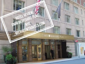 Hotel Review: Omni Berkshire Place- NYC
