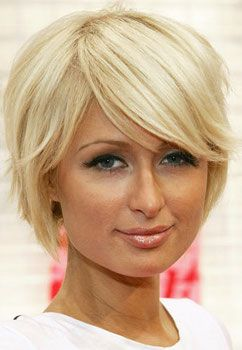 Not a Paris fan - but this haircut is so cute. I will save it for next time I am feeling brave!