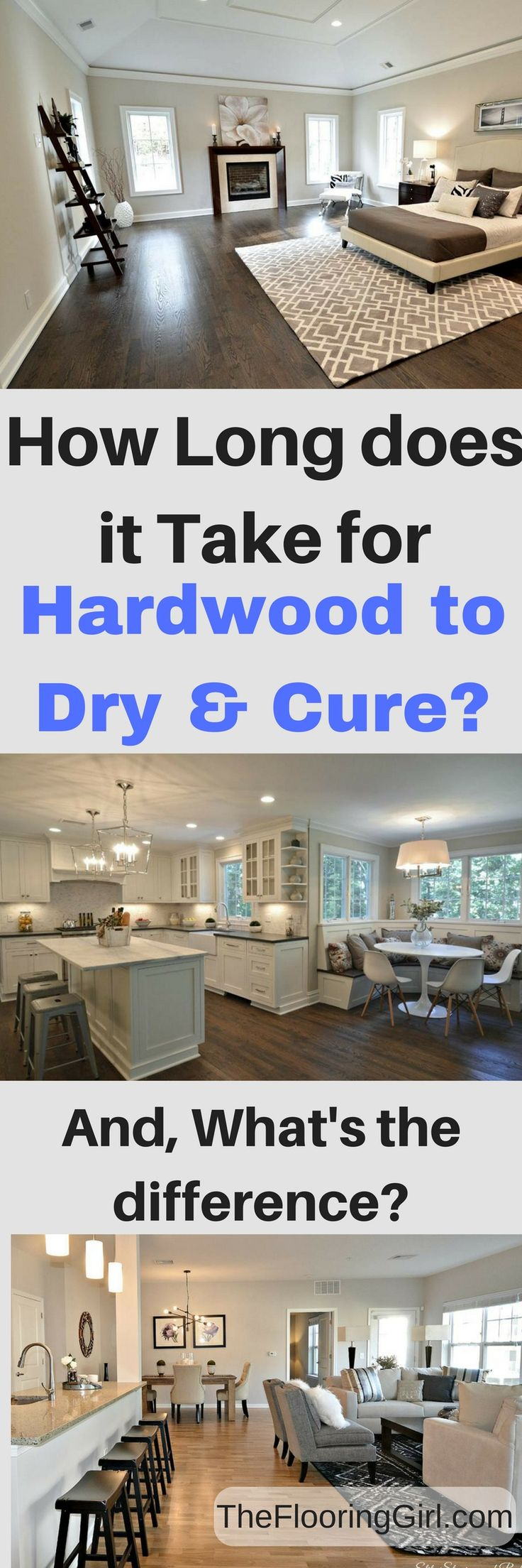 How Long Does It Take Refinished Hardwood Floors To Dry