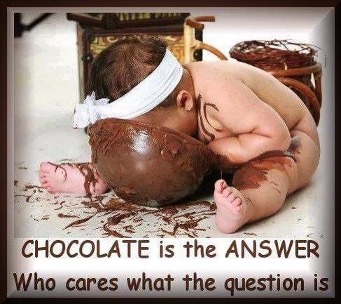 ~Chocolate is the answer~
