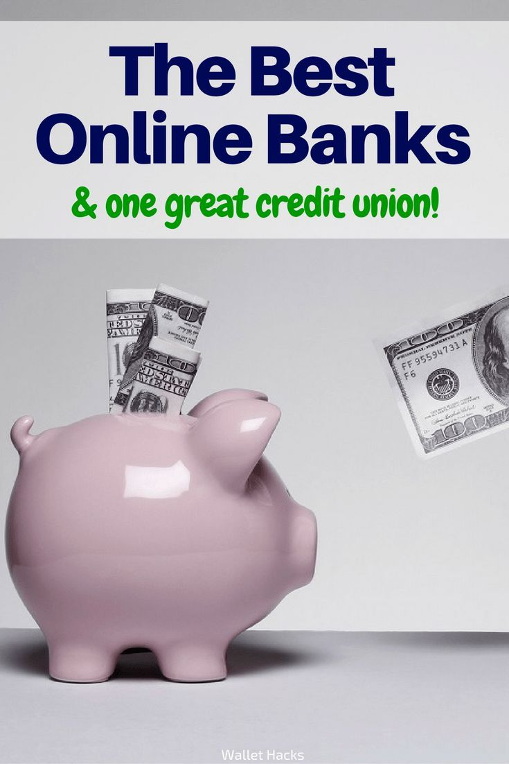 Better Rates, Lower Fees & More from the Best Online Banks | online savings accounts | how to find the best online savings account | perks of online savings accounts | save money | find the best online bank || Wallet Hacks