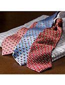 Boston College Silk Tie