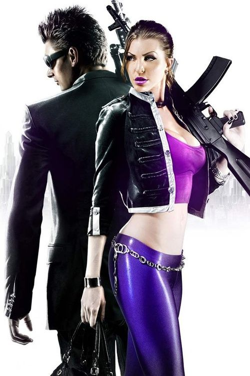 Deep Silver teases possible Saints Row 4 reveal