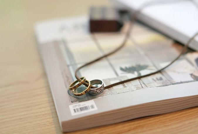 """Republic of Korea reigning Women's Clothing Store [CANMART]    #koreafashionshop #fashion_insta  #instaclothes #instashop #Fashion_women #goodquality #goodfabric #korea #dailylook #dailyfashion  #necklace #long_necklace #women_necklace #fashion_necklace  Time-ring leather necklact / Size : FREE / Price : 8.60 USD"""