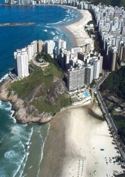 Guaruja, SP, Brasil  Need a Tourist or a Business to Brazil  visa 1.800.381.3010 www.visaandpassportagency.com