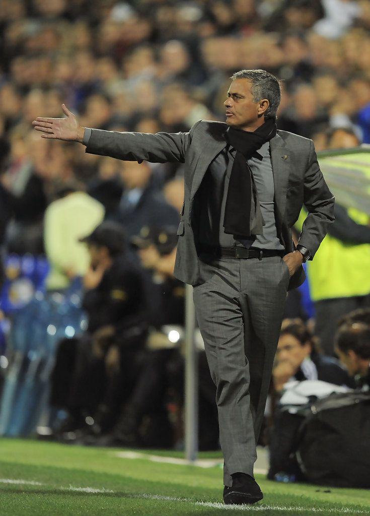 Jose Mourinho Photo - Hercules CF v Real Madrid - La Liga