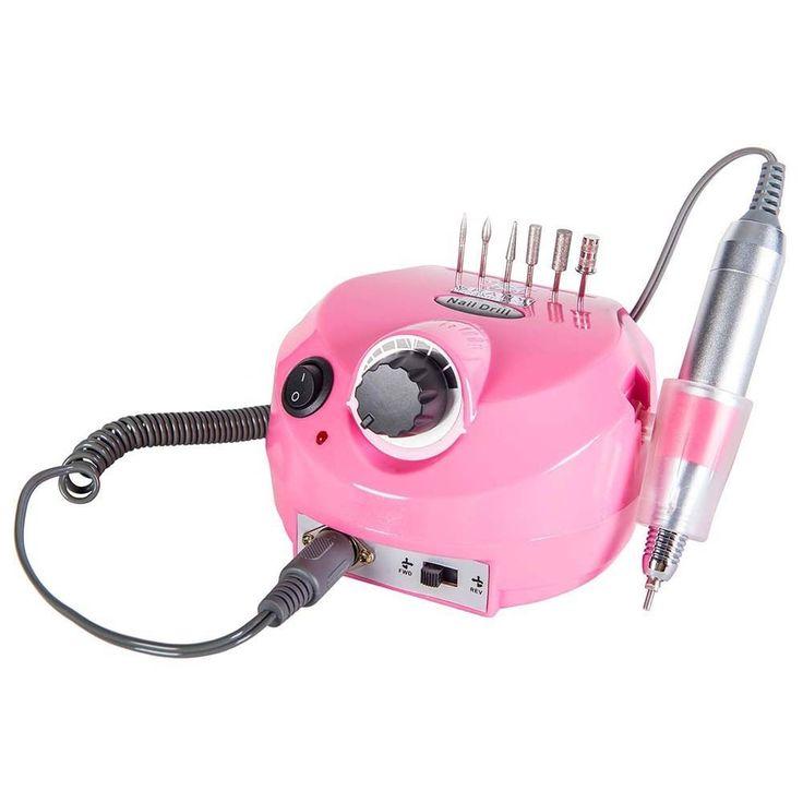 SHANY Salon Expert Premium Nail Drill Machine 30,000 RPM w/ Foot Pedal P3000 #SHANY