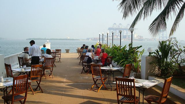 2011_0228_Breakfast at Fort House, Cochin | Flickr - Photo Sharing!
