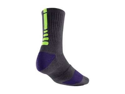 LeBron Elite Crew Basketball Socks (1 Pair) - $16