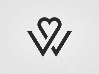 Type / Wedding logo — Designspiration