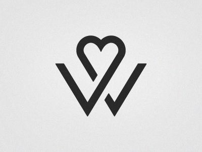Wedding logo / pinned by toby designs