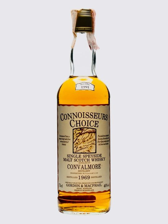 CONVALMORE 1969 Bot. 1991 Connoisseur's Choice, Speyside